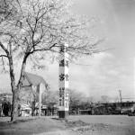 昭和28年頃 国立駅前